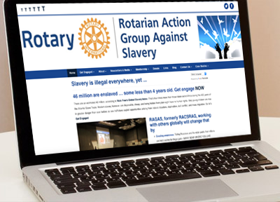 Rotary Action Group Against Child Slavery project holder image