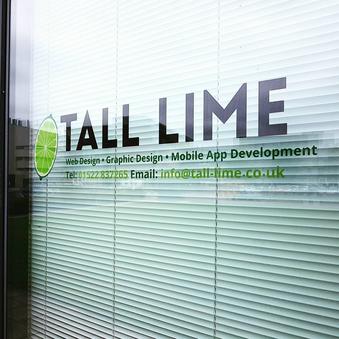 The Tall Lime Limited office, as seen from Brayford Way, Lincoln.